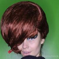 Geoffrey mac fall-winter 2012 beehive hairstyle
