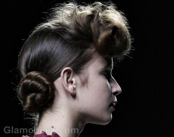 Hairstyle how to vintage pompadour fall-winter-2012 ana locking