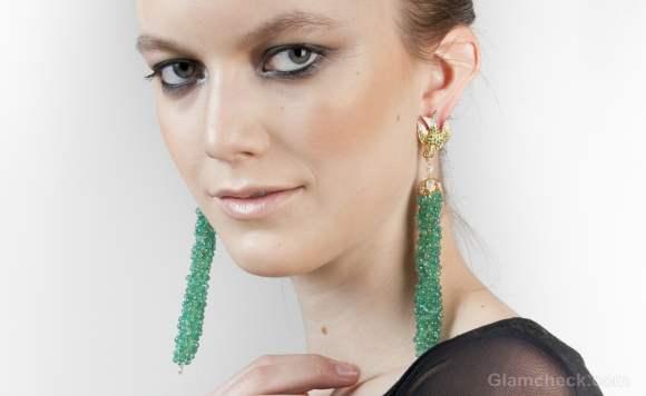 Helen Yarmak fall-winter 2012 Jewelry earring