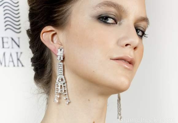 Helen Yarmak fall-winter 2012 Jewelry earrings