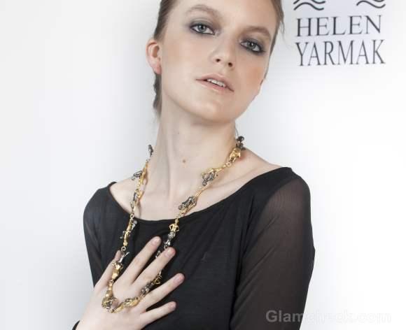 Helen Yarmak fall-winter 2012 Jewelry necklace-3