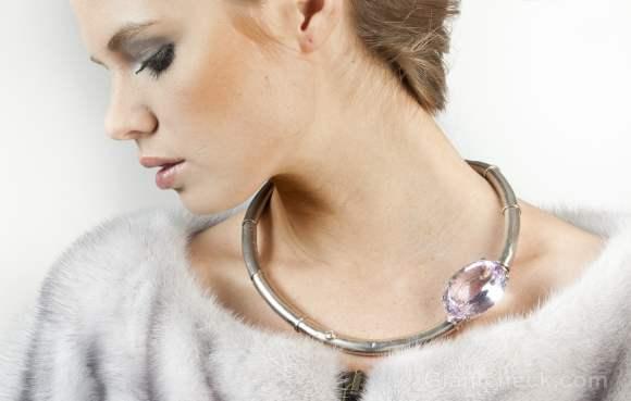 Helen Yarmak fall-winter 2012 Jewelry necklace