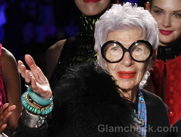 Iris Apfel to donate 900 pieces to museum