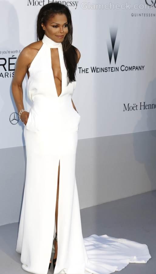 Janet Jackson 2012 amfARs cinema against aids