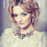 Lydia Hearst by Benjamin Kanarek for Harpers Bazaar May 2012-2