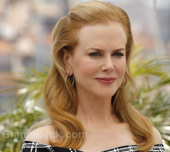 Nicole Kidman hairstyle 2012 cannes film festival