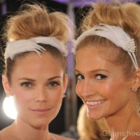 Style pick feather headbands spring-summer-2012