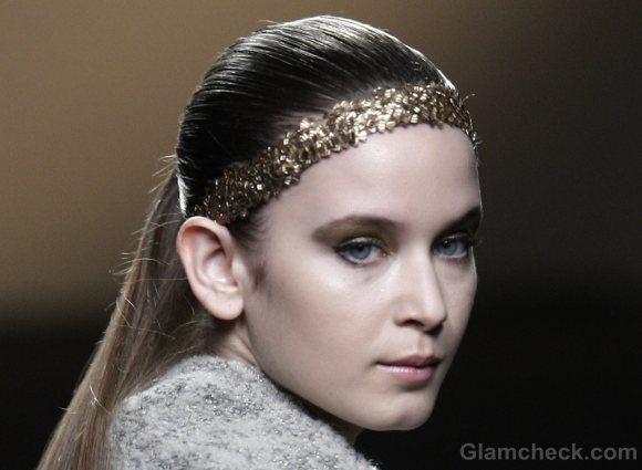 Style pick of the day shimmery headbands