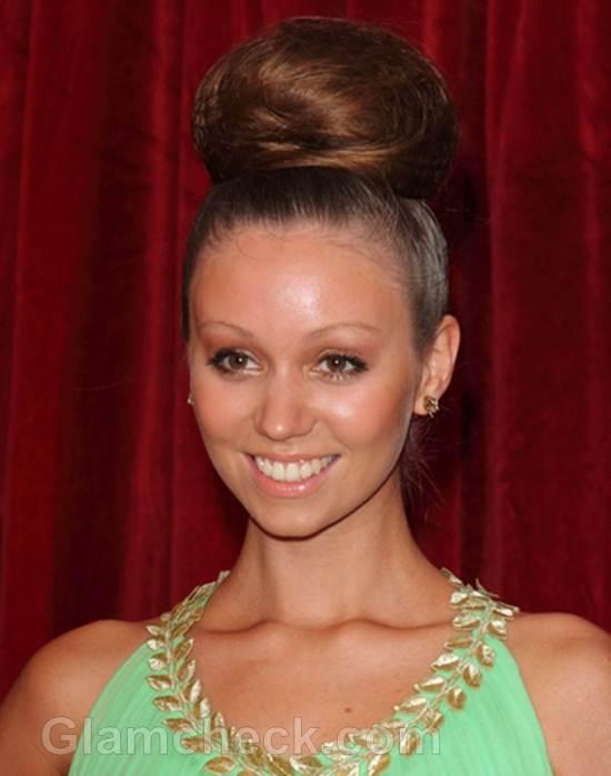 Tamaryn Payne hairstyle