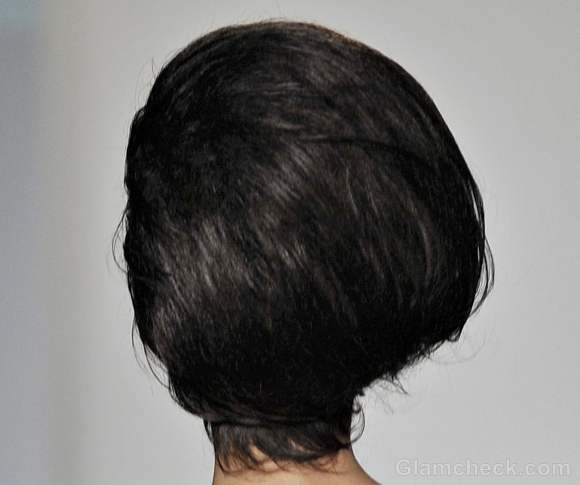 beehive hairstyle back fall-winter 2012