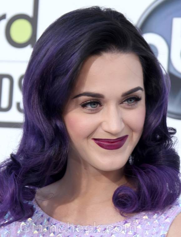 Celebrity Hair Colors At 2012 Billboard Music Awards