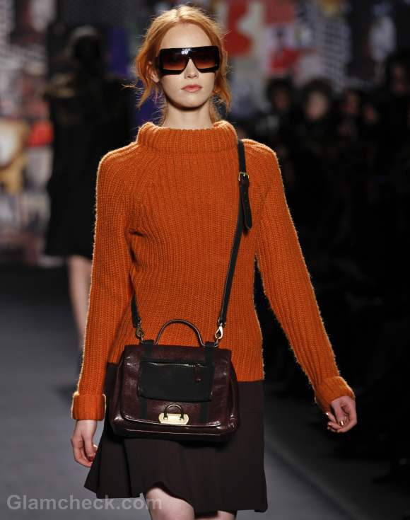 "Accessories Trend Fall/Winter 2012: The ""Hand"" Bag"