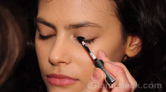 how to smoky eyes fall-winter 2012