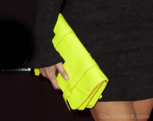 neon clutch