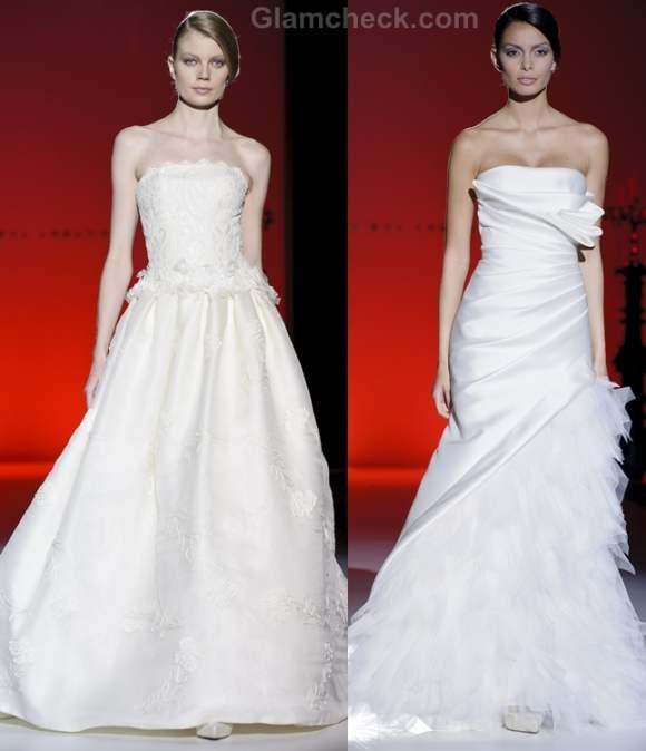 Bridal trends 2013 hannibal laguna bridal collection Spring 2013-2