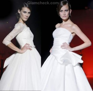 Bridal trends 2013 hannibal laguna bridal collection Spring 2013-3