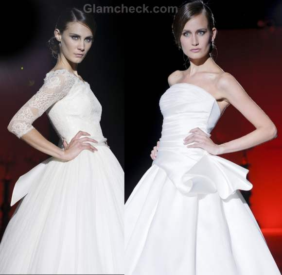 Bridal trends 2013 hannibal laguna bridal collection Spring 2013-3