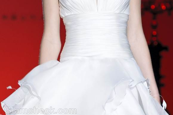 Bridal trends 2013 hannibal laguna bridal collection Spring 2013-4
