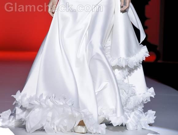 Bridal trends 2013 hannibal laguna bridal collection Spring 2013-6