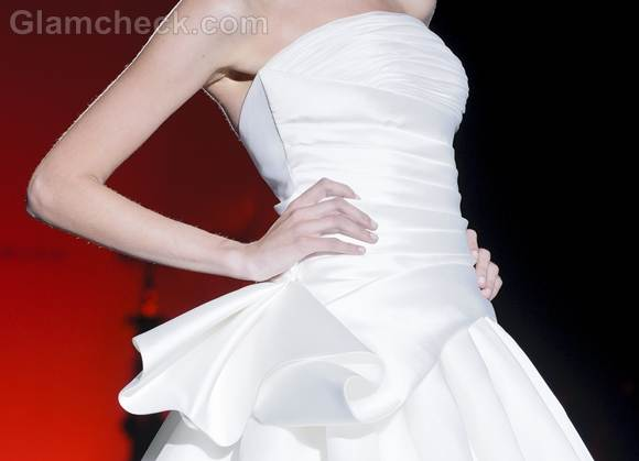 Bridal trends 2013 hannibal laguna bridal collection Spring 2013-7