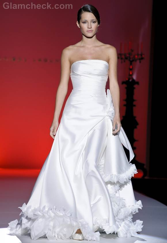 Bridal trends 2013 hannibal laguna bridal collection Spring 2013-8