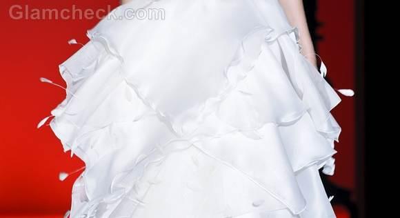 Bridal trends 2013 hannibal laguna bridal collection Spring 2013-9
