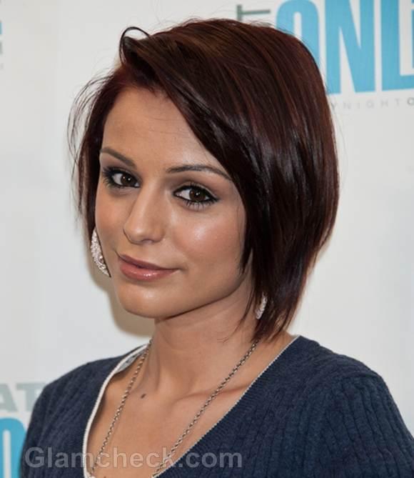 Cher Lloyd bob hair