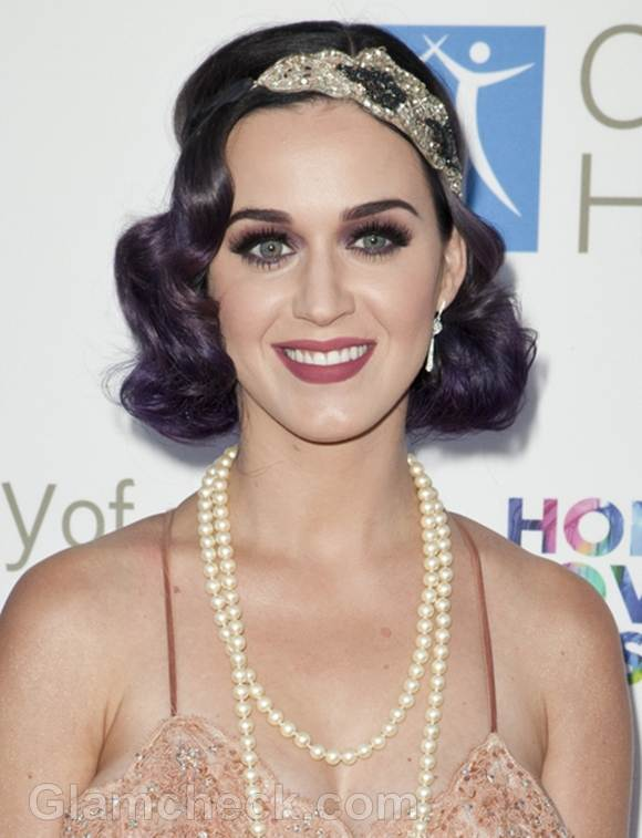 Katy Perry Pulls Of Stunning 20s Look At Awards Gala