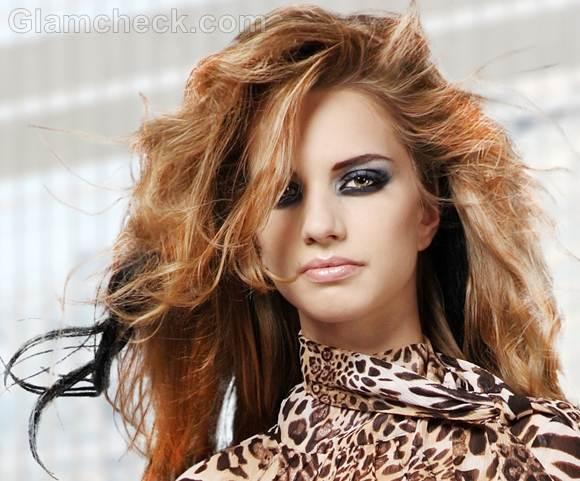 Rock the look wild sensuous beauty