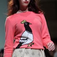 Style pick huge bird print t-shirts phillip colbert rodnik band