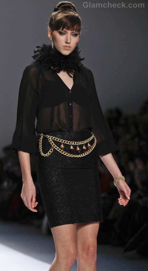 Style pick link waist chain fall 2012 pret bruno