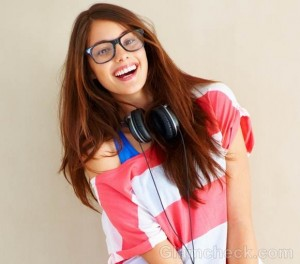 Style Pictures: Funky Nerdy Look