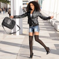 Style pictures biker chic