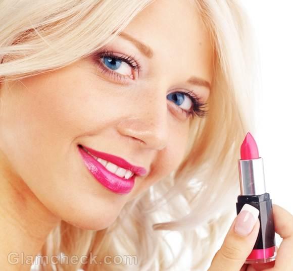 Summer lipstick colors-pink