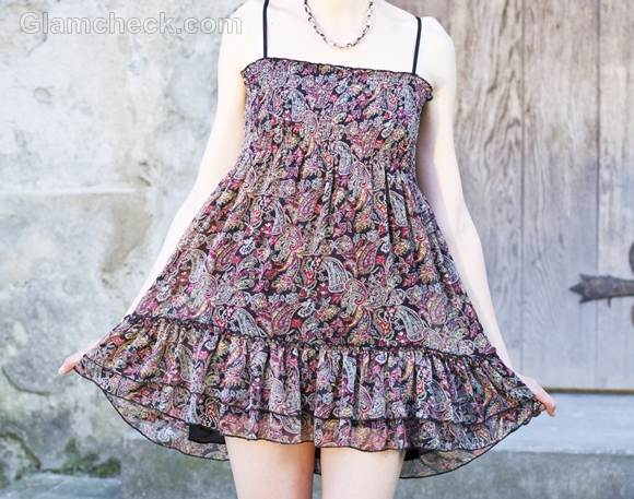 babydoll dress style picture