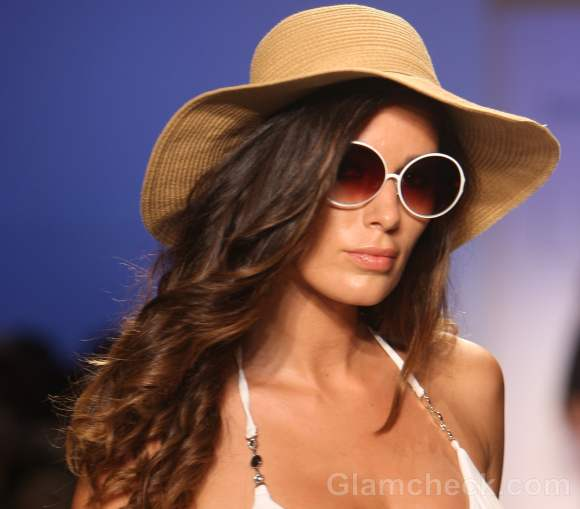 beach hairstyles hair accessories spring summer 2012 LUXE by Lisa