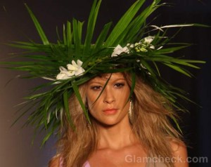 Beach Hairstyles and Hair Accessories Spring / Summer 2012