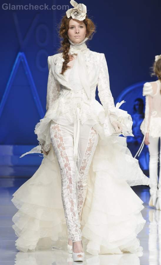 Bridal Trends 2013: Yolan Cris Bridal Collection Spring 2013