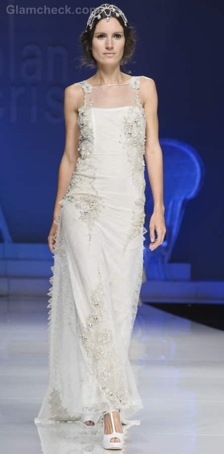 bridal trends 2013 yolan cris spring 2013-4