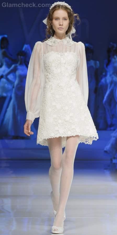 bridal trends 2013 yolan cris spring 2013-5