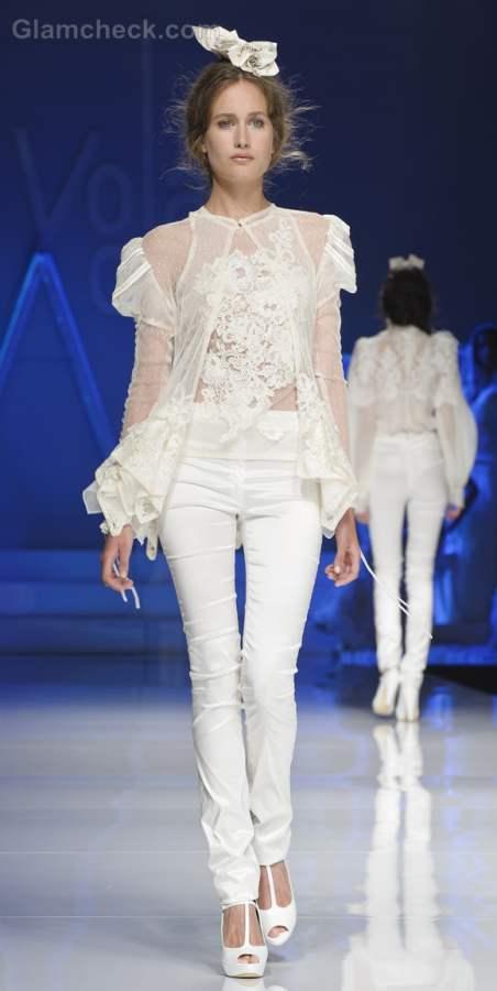 bridal trends 2013 yolan cris spring 2013-8