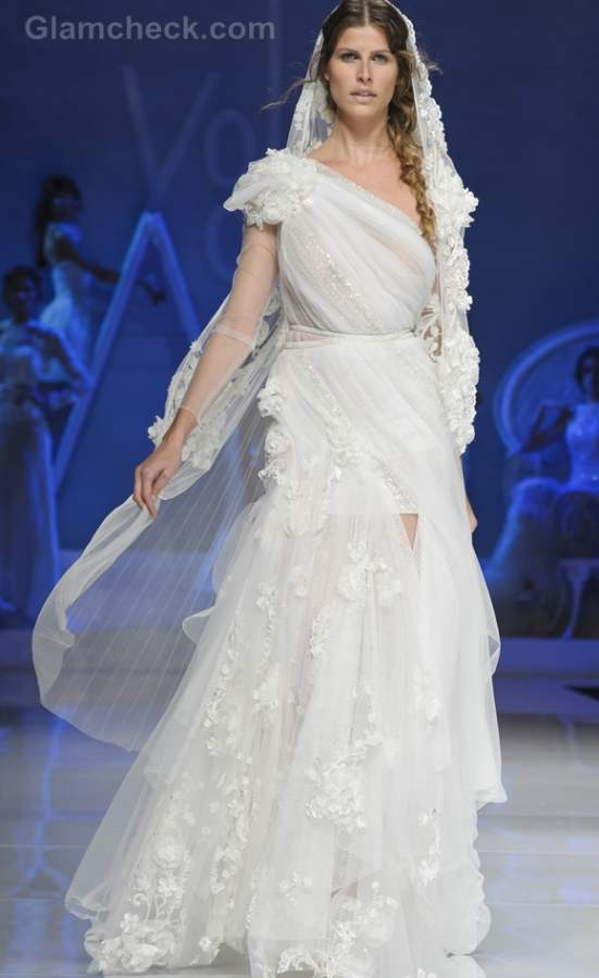 bridal trends 2013 yolan cris spring 2013