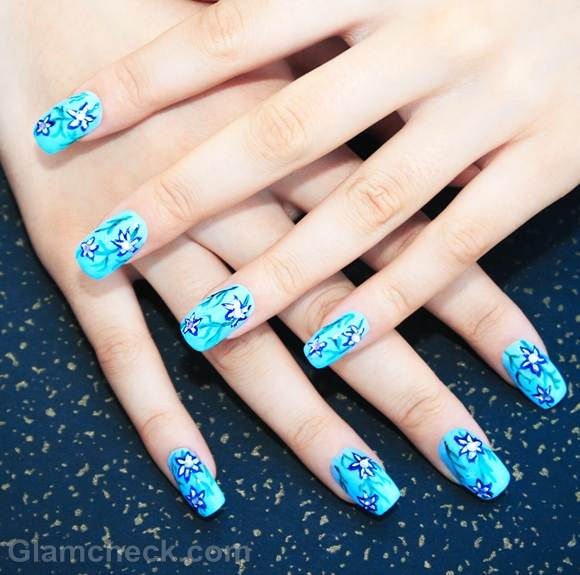 candy nails art