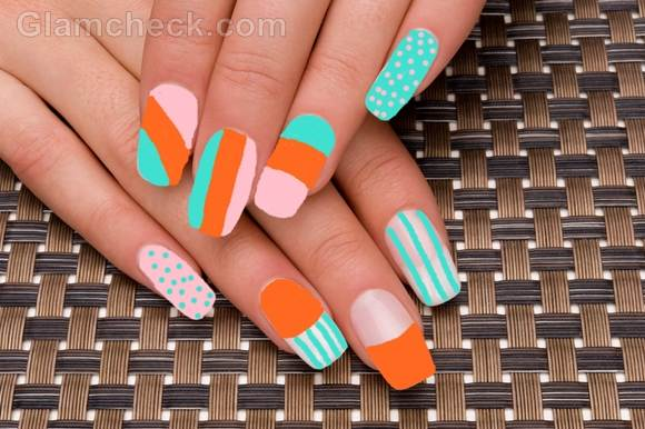 candy nails styles