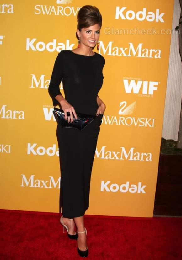 fashion faux pas stana katic bad fitting heels