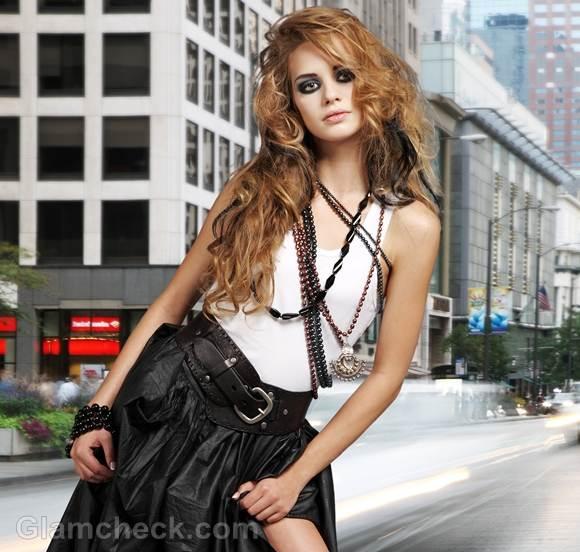 gothic gypsy look