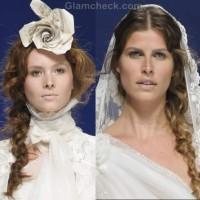 hairstyle bridal trends 2013 yolan cris spring 2013