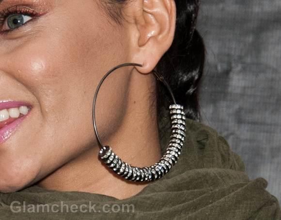 Hoop Earrings Nelly Furtado