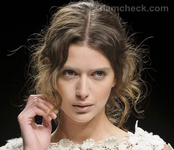 makeup bridal trends 2013 yolan cris spring 2013