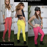 style inspiration-colored-denims